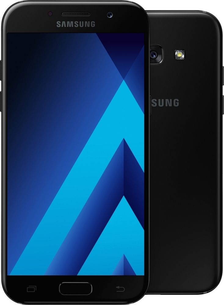 latest Firmware 7.0 Nougat , the official update of the Galaxy A5 2017, model number SM-A520F