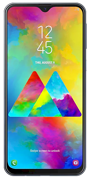 latest Firmware  M205GDXU2BSI1 9 pie , the official update of the  Galaxy M20 , model number SM-M205G