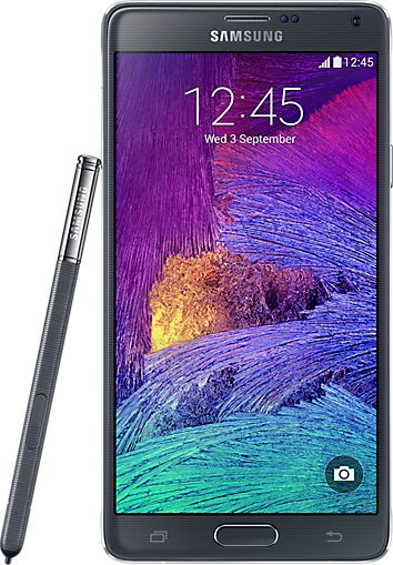 latest Firmware 6.0.1 Marshmallow , the official update of the Galaxy Note 4, model number SM-N910W8