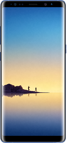 latest Firmware 7.1.1 Nougat , the official update of the Galaxy Note 8, model number SM-N950U