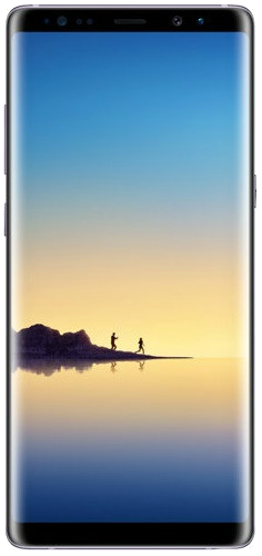 latest Firmware 8.0.0 Oreo , the official update of the Galaxy Note 8 (SM-N950W), model number SM-N950W
