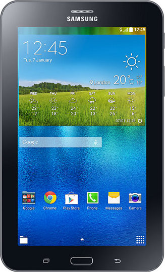 T116NYXXU0AQF1 latest Firmware 4.4.4 KitKat , the official update of the Galaxy Tab 3V, model number SM-T116NY