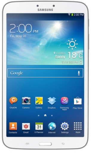 latest Firmware 4.4.2 KitKat , the official update of the Galaxy Tab 3 8.0, model number SM-T310