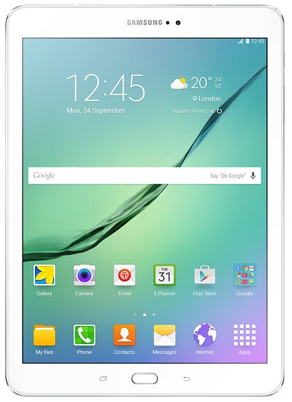 T815XXU2CRA3 to phone  Galaxy Tab S2 9.7 LTE Model SM-T815