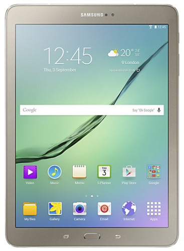 latest Firmware 7.0 Nougat , the official update of the Galaxy Tab S2 9.7, model number SM-T819Y